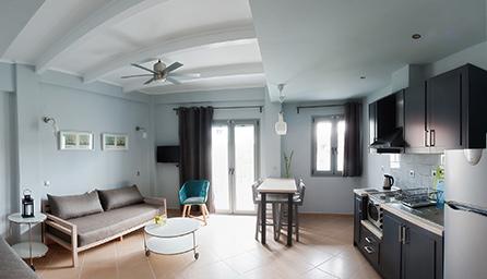 Σουίτα ``Γεράνι`` - Villa Despina Green Suites - Πολύχρονο Χαλκιδικής