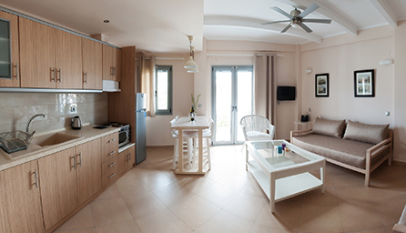 Melissa Suite - Villa Despina Green Suites - Polichrono Halkidiki
